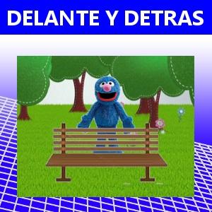 DELANTE Y DETRÁS