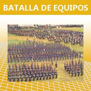 BATALLA DE EQUIPOS