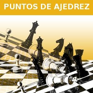PUNTOS DE AJEDREZ