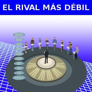 EL RIVAL MÁS DÉBIL