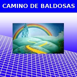 CAMINO DE BALDOSAS