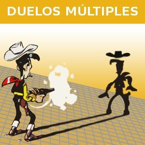DUELOS MÚLTIPLES