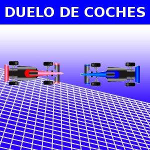 DUELO DE COCHES