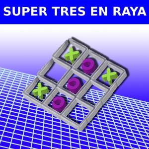 SUPER TRES EN RAYA