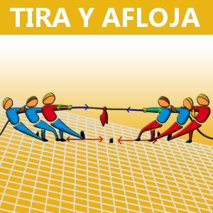 TIRA Y AFLOJA