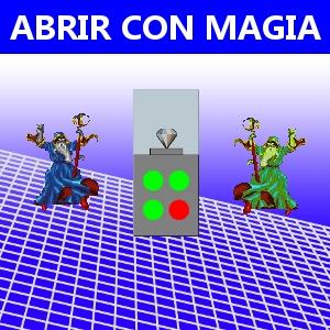 ABRIR CON MAGIA