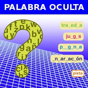 PALABRA OCULTA