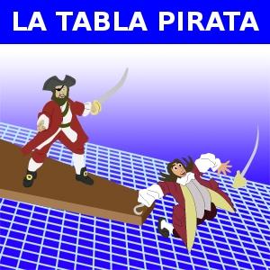 LA TABLA PIRATA