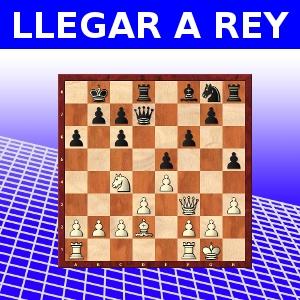 LLEGAR A REY