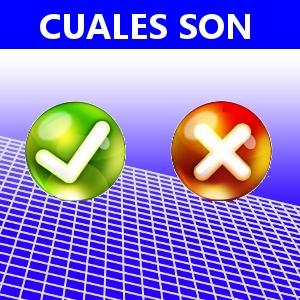CUALES SON