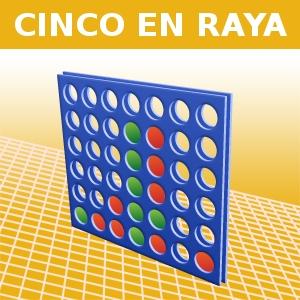 CINCO EN RAYA