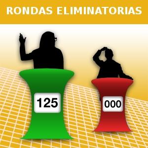 RONDAS ELIMINATORIAS