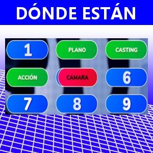 DÓNDE ESTÁN