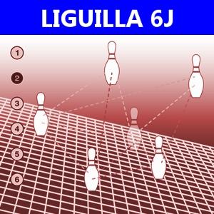LIGUILLA 6J