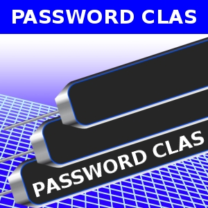 PASSWORD CLAS