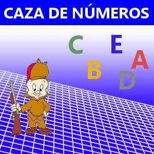 CAZA DE LETRAS