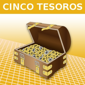 CINCO TESOROS