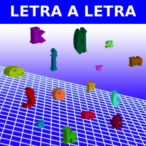 LETRA A LETRA