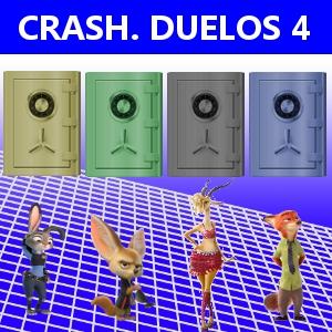 CRASH. DUELOS 4