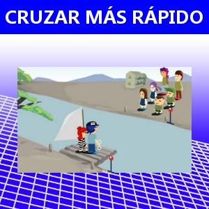 CRUZAR MÁS RÁPIDO