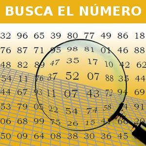 BUSCA EL NÚMERO