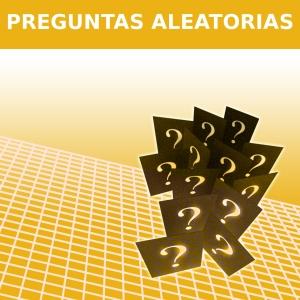 PREGUNTAS ALEATORIAS
