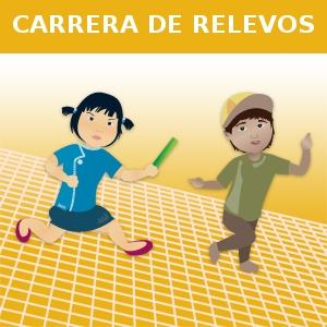 CARRERA DE RELEVOS
