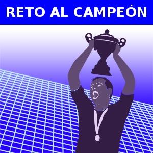RETO AL CAMPEÓN