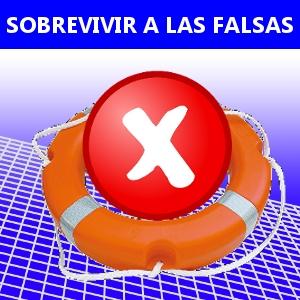 SOBREVIVIR A LAS FALSAS