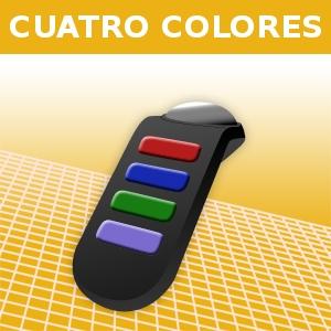 CUATRO COLORES
