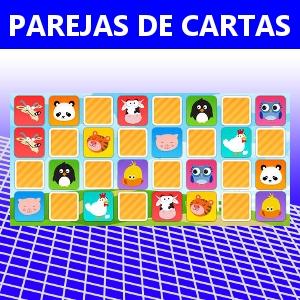 PAREJAS DE CARTAS