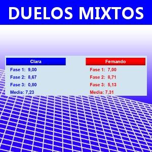 DUELOS MIXTOS