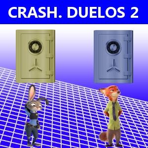 CRASH. DUELOS 2
