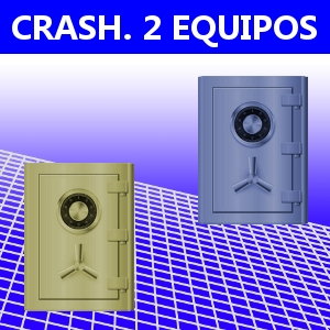 CRASH. 2 EQUIPOS