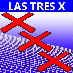 LAS TRES X