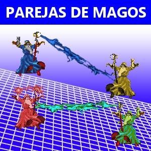 PAREJAS DE MAGOS