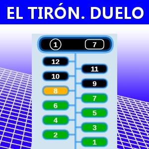 EL TIRÓN. DUELO
