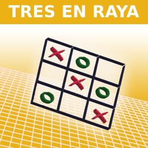 TRES EN RAYA