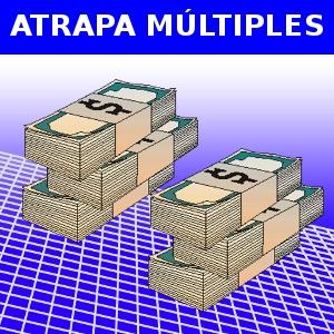 ATRAPA MÚLTIPLES