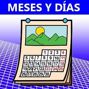 MESES Y DÍAS