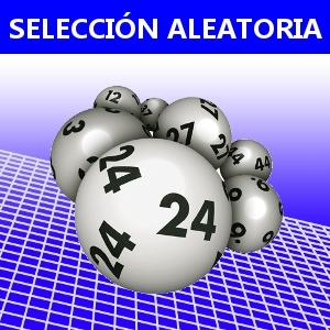 SELECCIÓN ALEATORIA