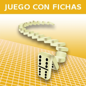 JUEGO CON FICHAS