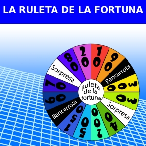 LA RULETA DE LA FORTUNA
